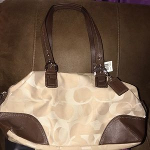 Coach purse (new)